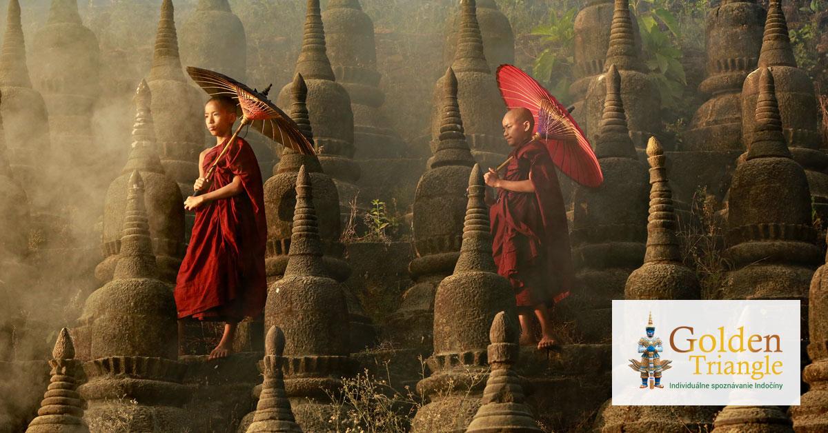 15 dňový zájazd Mjanmarsko