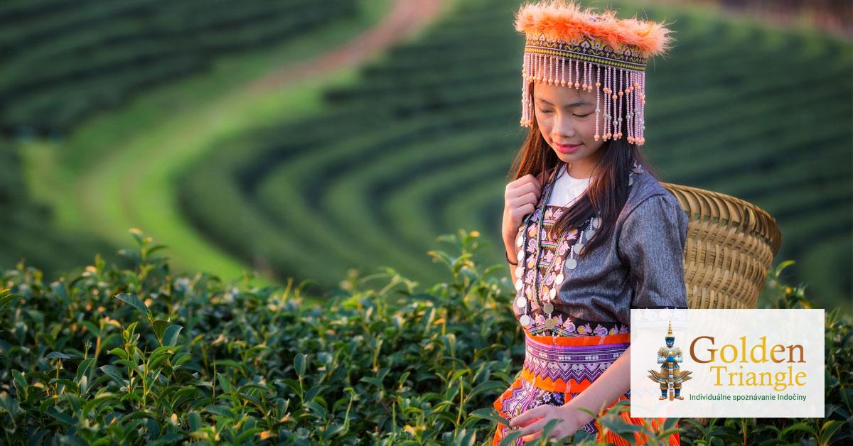 15 dňový zájazd Thajsko - Mjanmarsko