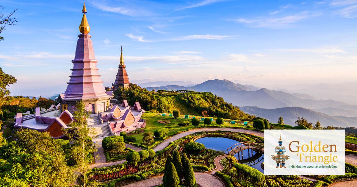 15 dňový zájazd Thajsko